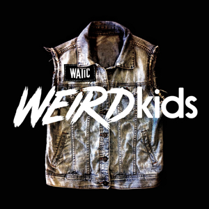 we-are-the-in-crowd-weird-kids-album-cover-art